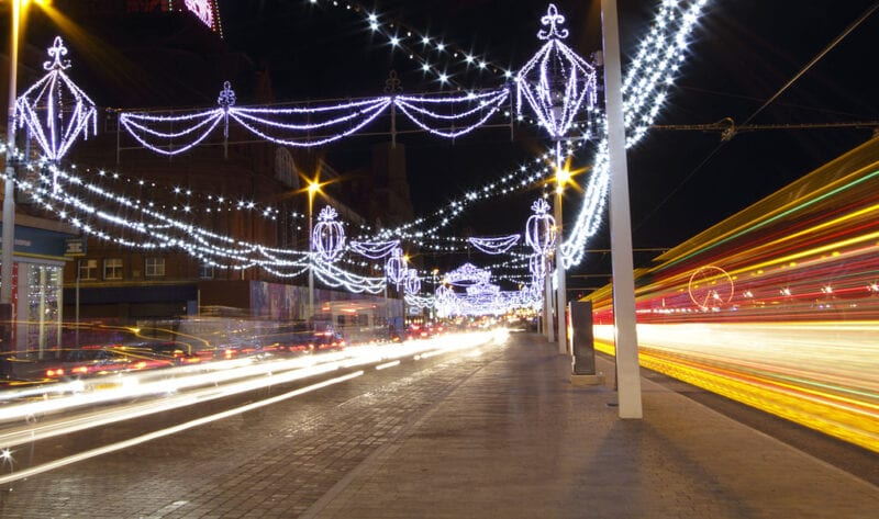 Blackpool Illuminations season to be extended again for 2021, The Manc
