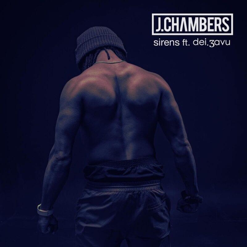 Hip-hop artist J.Chambers' latest single has an important message, The Manc