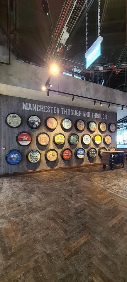 First images surface of the new Terminal 2 at Manchester Airport, The Manc