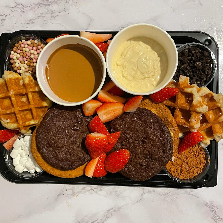 Slattery's latest lockdown chocolate platters are proving hugely popular, The Manc