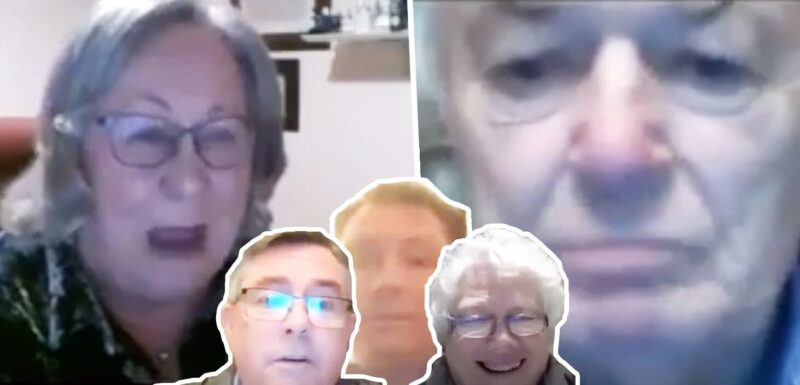 The extended version of the Handforth Parish Council Zoom meeting is even better, The Manc