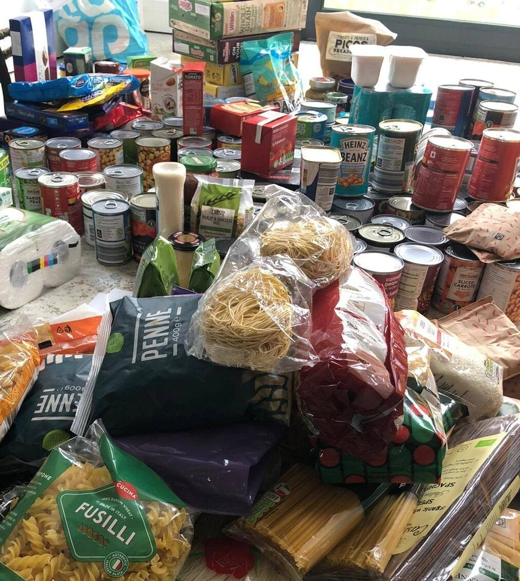 The North West relies on foodbanks more than anywhere else in the UK, The Manc