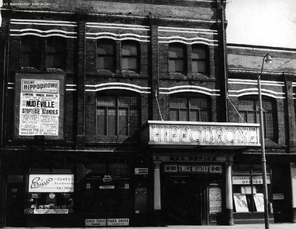 A Crowdfunder has been launched to save the Hulme Hippodrome from redevelopment, The Manc