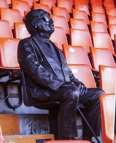 Statue planned for Rochdale fan who raised half-a-million for his local club, The Manc