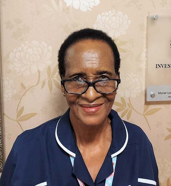 75-year-old nurse handed award after working 60-hour weeks during pandemic, The Manc
