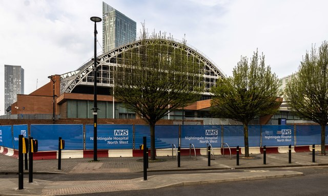 Manchester Nightingale Hospital to 'cease operations', The Manc