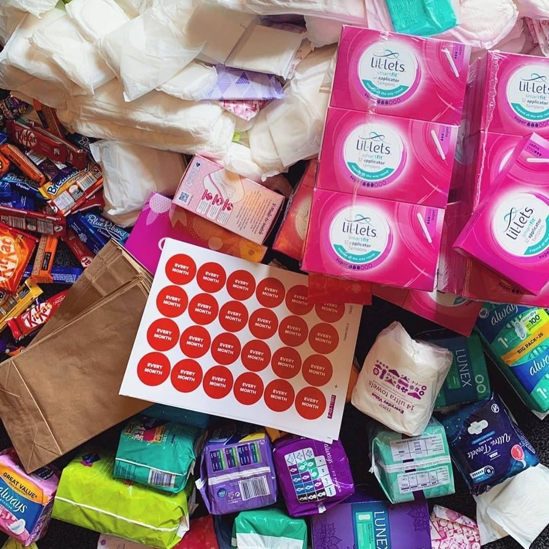 The local charity campaigning to end period poverty in Greater Manchester, The Manc
