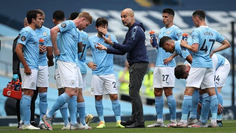 Manchester rivals set to slug it out for Premier League title, The Manc