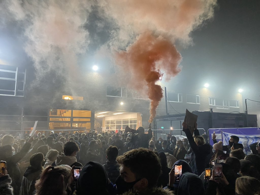 University of Manchester students to vote in referendum on President Nancy Rothwell's future, The Manc