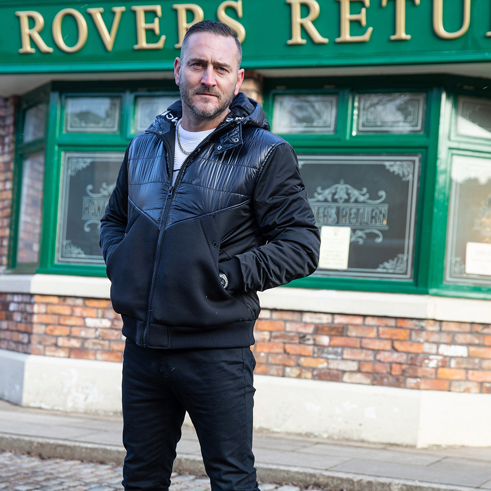 Will Mellor joins cast of Coronation Street in villain role, The Manc