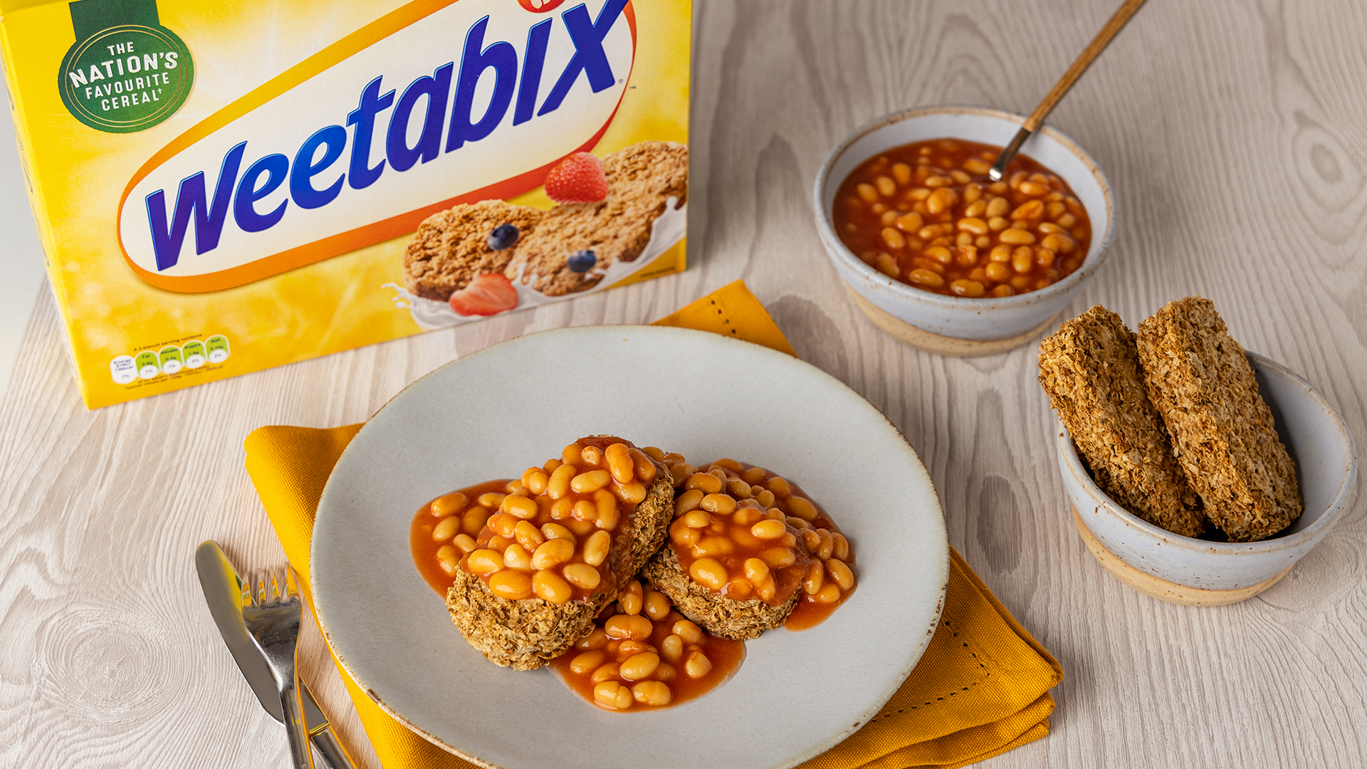 Even GMP's got involved with the Weetabix and baked beans outrage on Twitter, The Manc