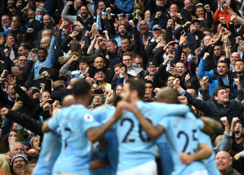 Fans may be allowed back in stadiums for the final weekend of the Premier League, The Manc