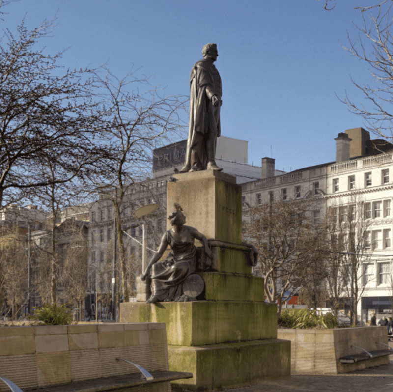 Public asked for input on review of Manchester's statues, monuments and memorials, The Manc