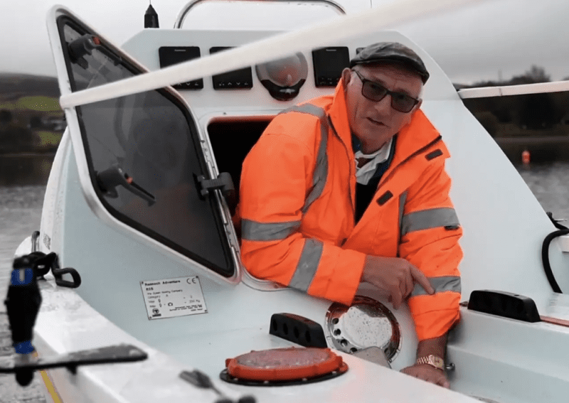 Oldham grandfather becomes oldest man to row 3,000 miles solo across Atlantic, The Manc