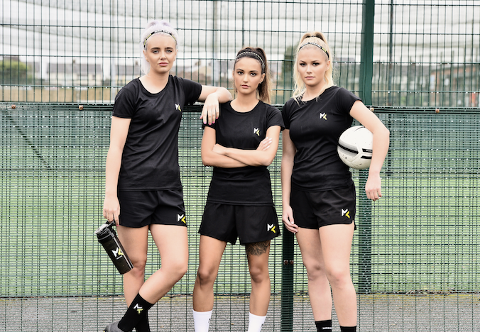 Miss Kick: The story behind the UK's first all-female football brand, The Manc