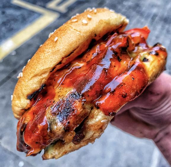 CBD patties and deep-fried cheeseburgers: Introducing Icon Burgers, The Manc