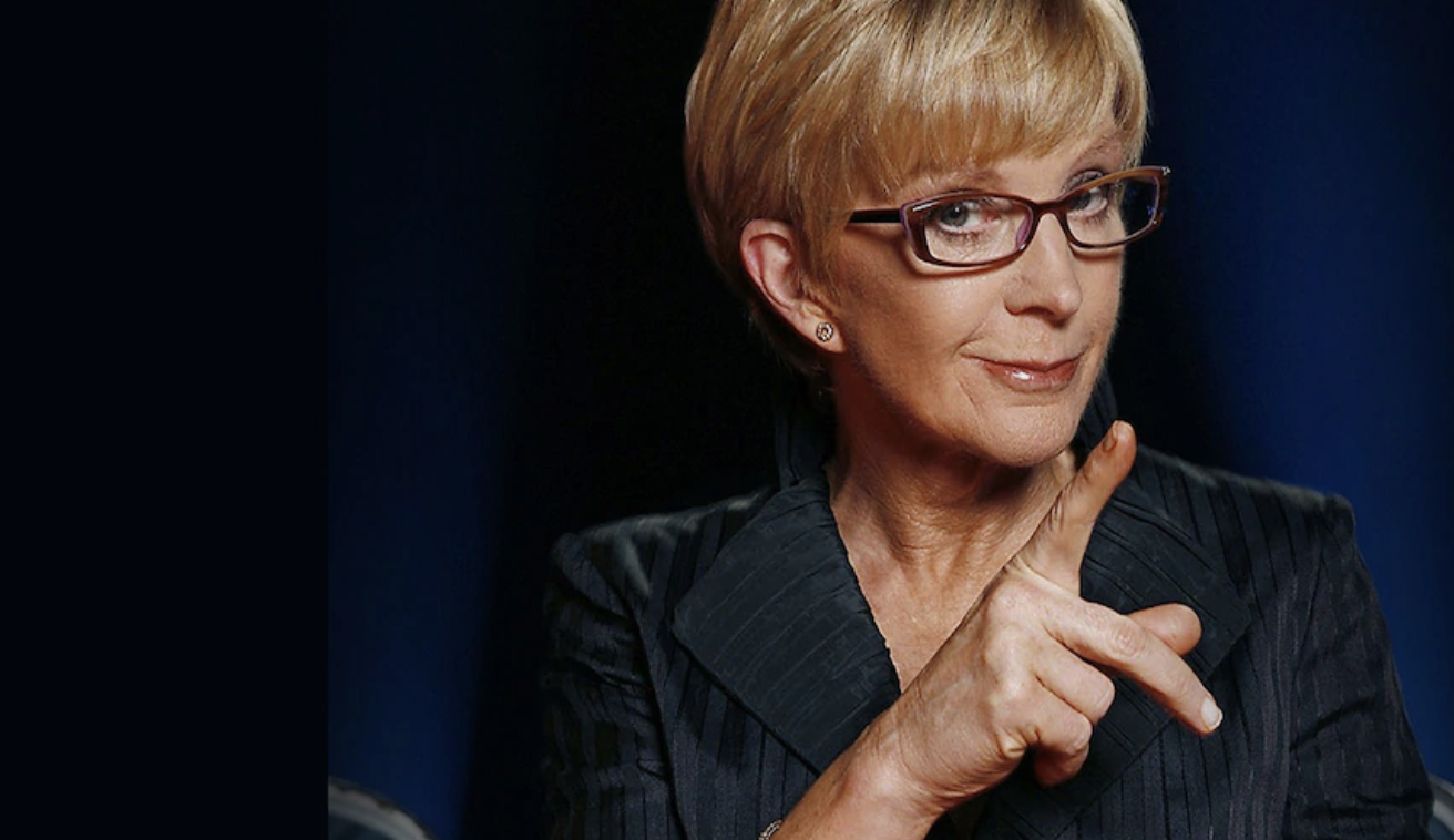 Anne Robinson back on screens as new host of Countdown, The Manc