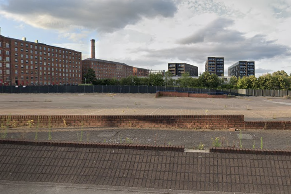 Campaign group Trees Not Cars block council from putting car park next to school, The Manc