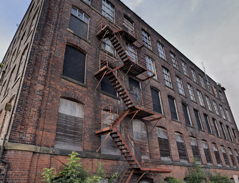 Victorian mill in Oldham could be demolished and replaced with five-storey flat block, The Manc