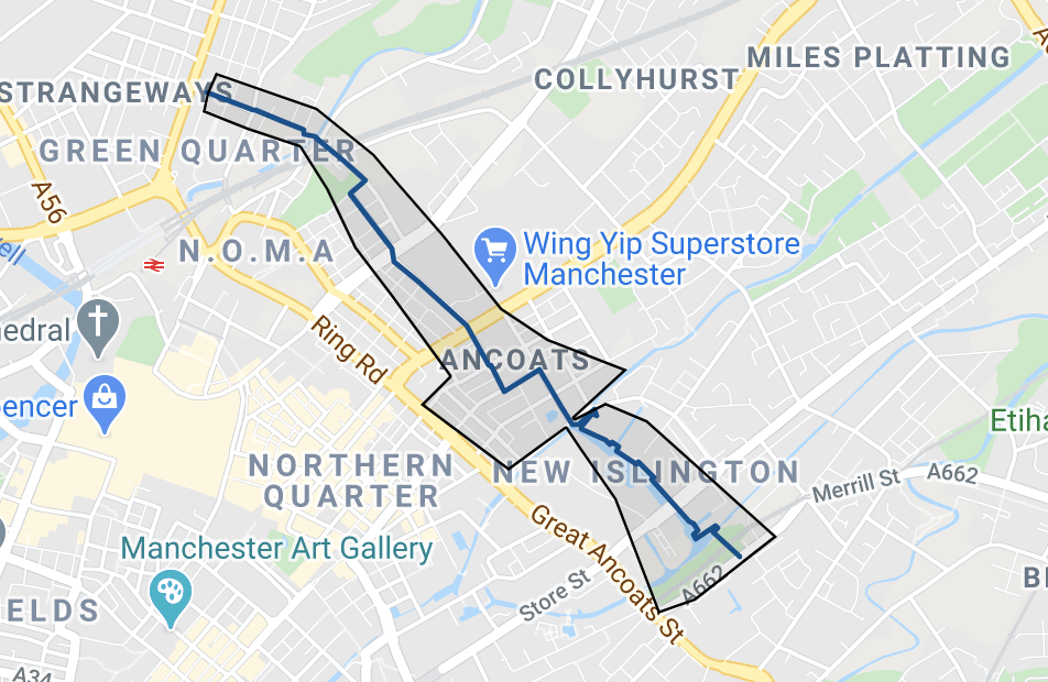 Council plans for new cycling and walking routes in Manchester city centre, The Manc