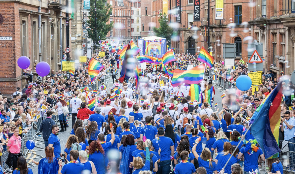 Manchester Pride confirms plans to go ahead in 2021, The Manc