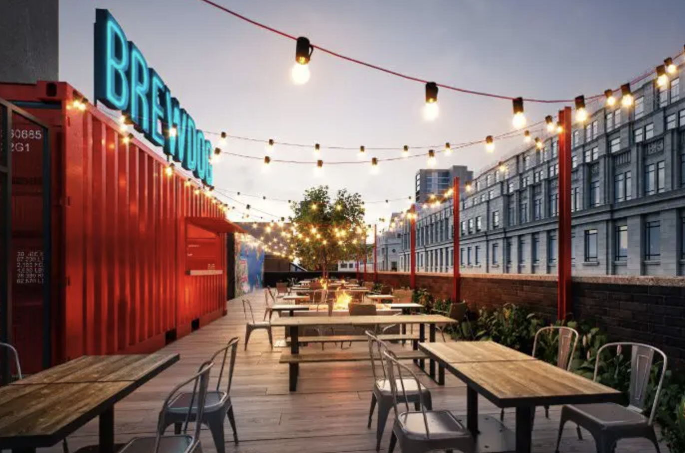 Manchester's BrewDog Hotel could open in summer after Council gives green light, The Manc