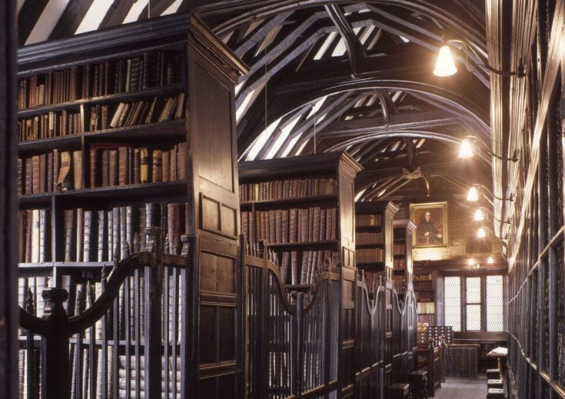 Chetham's Library is finally reopening today after the longest closure in its 350-year history, The Manc