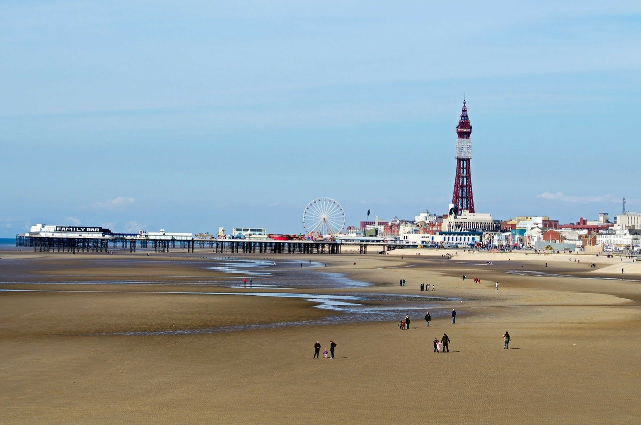 Blackpool Pleasure Beach to reopen in April, The Manc