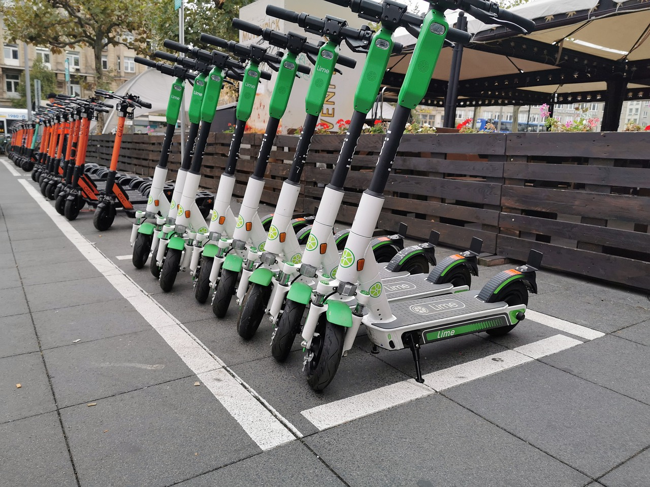Salford e-scooters extended to MediaCity – with further roll-outs coming in March, The Manc