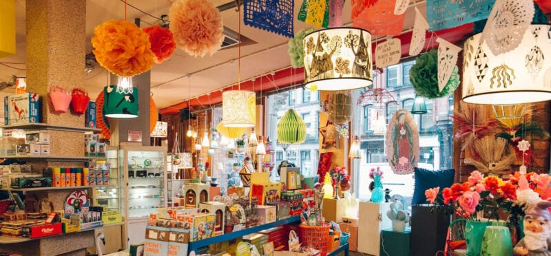 Explore Manchester's best indie shops from your own home, The Manc