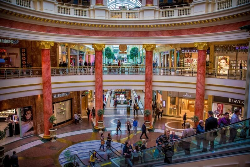 The Trafford Centre welcomes four new names including two popular restaurants, The Manc