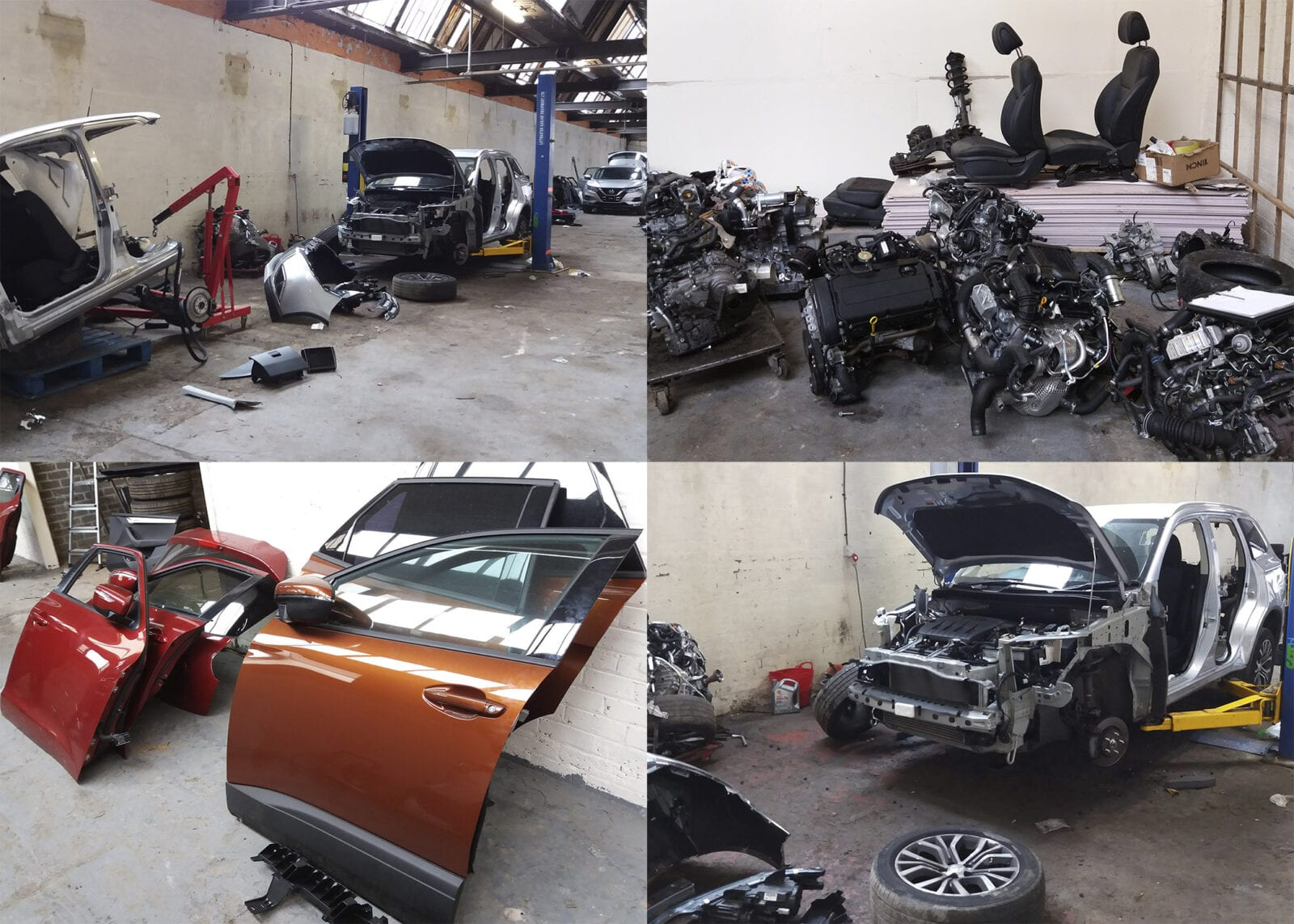 £240k 'chop shop' found in Bury after man mistakenly sells stolen parts to police on eBay, The Manc