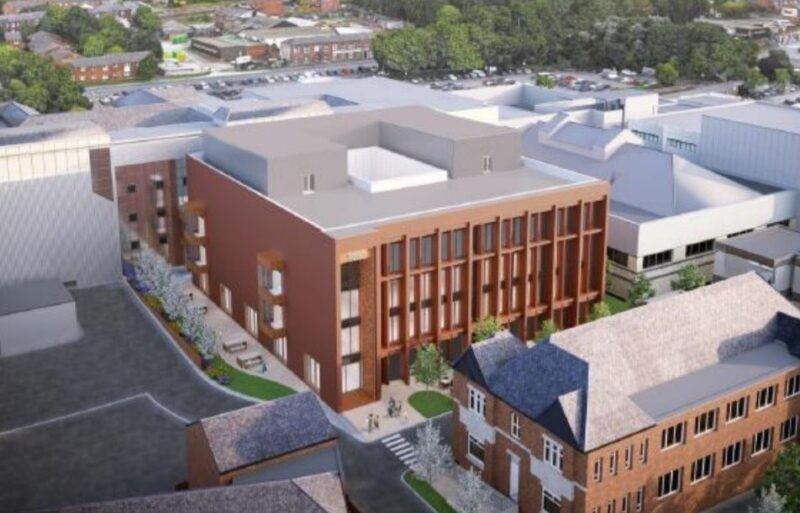 A new £28 million expansion will turn Royal Oldham Hospital into a 'surgical hub', The Manc