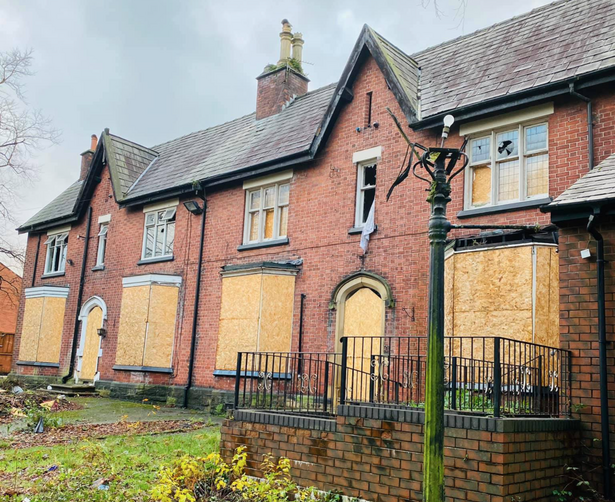 Urban explorers uncover the ruins of an abandoned nursery in Bolton, The Manc
