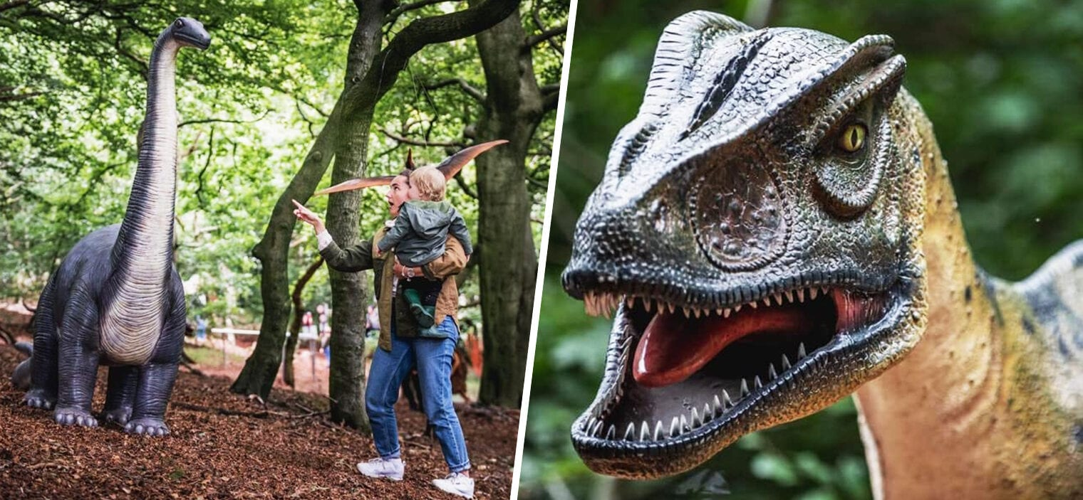 Totally Roarsome announces its next 'socially distanced outdoor adventure' for families, The Manc