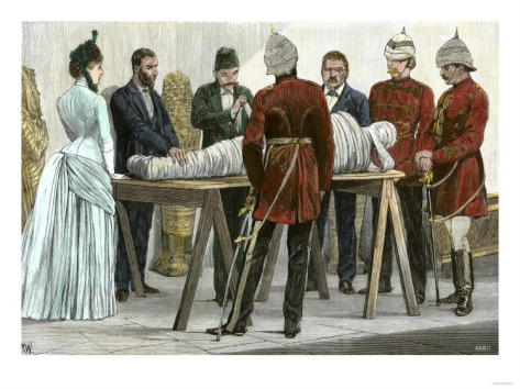 Charles White: How the Royal Infirmary's founder became the guardian of The Manchester Mummy, The Manc