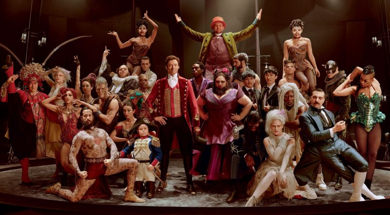 You can test your Greatest Showman knowledge at this 'musicals bingo' bottomless brunch, The Manc