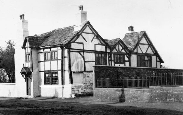 One of north Manchester's oldest buildings partly demolished after becoming a 'danger to the public', The Manc