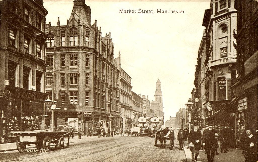 Jerome Caminada:  Manchester's very own Sherlock Holmes, The Manc