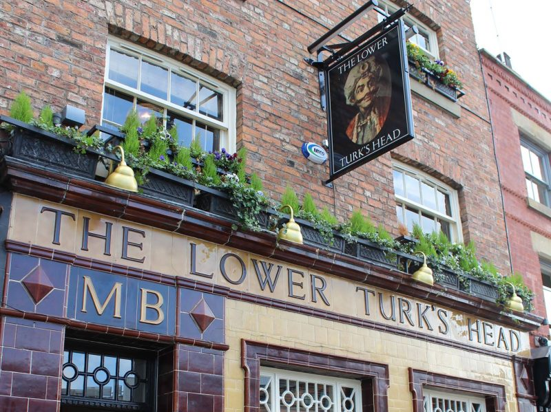 Manchester's iconic Lower Turks Head pub has been saved from permanent closure, The Manc