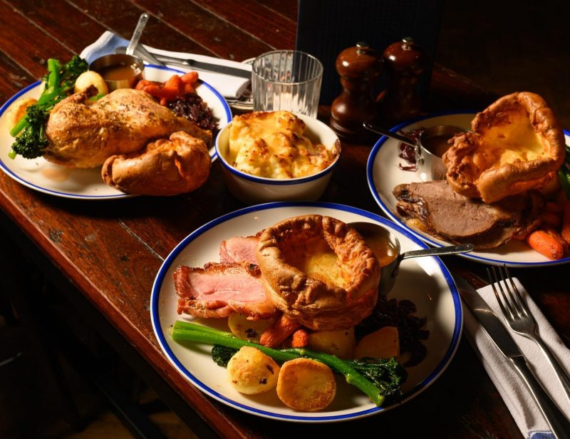 Eight of the best places to enjoy a roast dinner in Manchester, The Manc