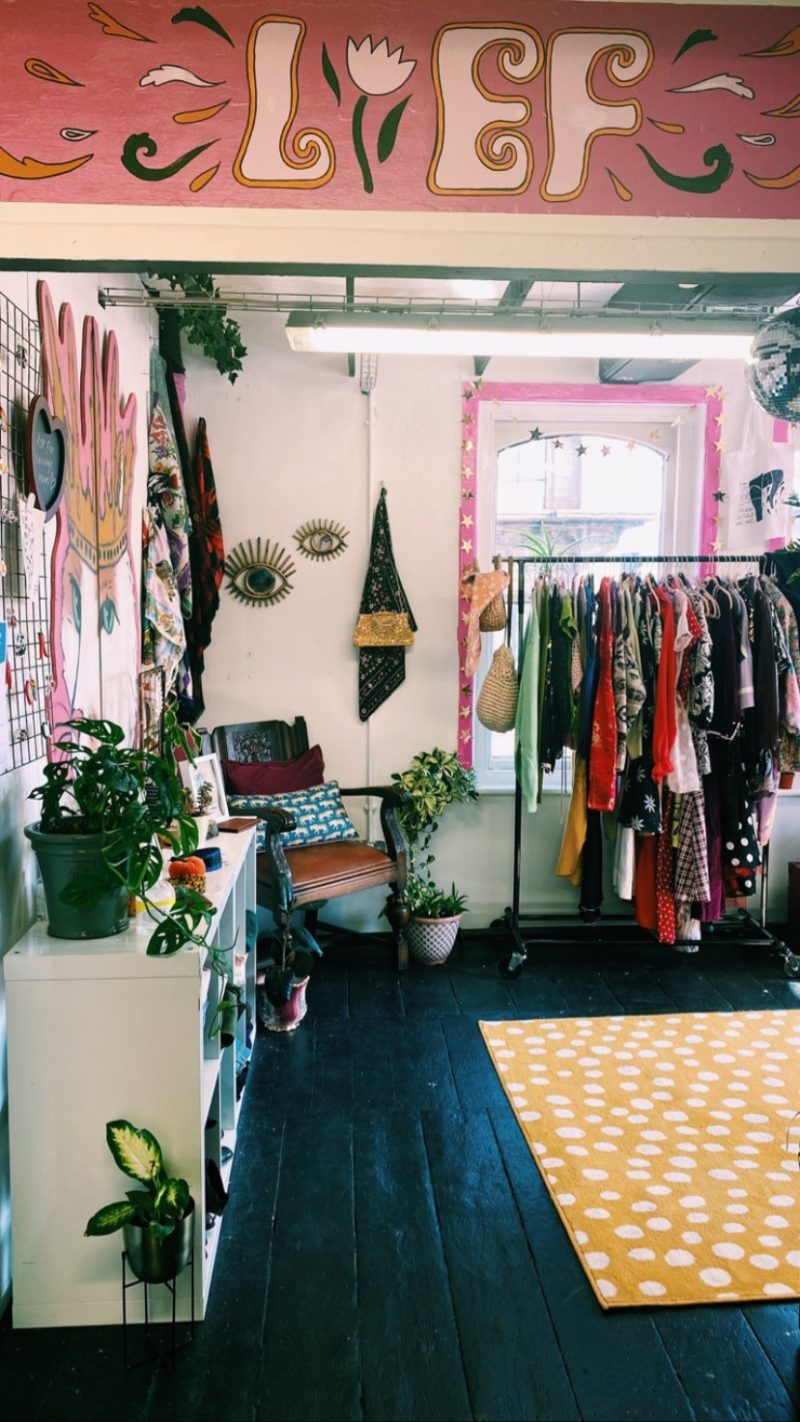 LIEF: The sustainable clothing swap shop taking over Afflecks, The Manc