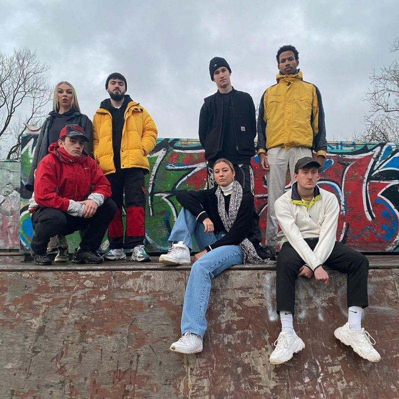 The Fallowfield clothing brand styling Manchester's students, The Manc