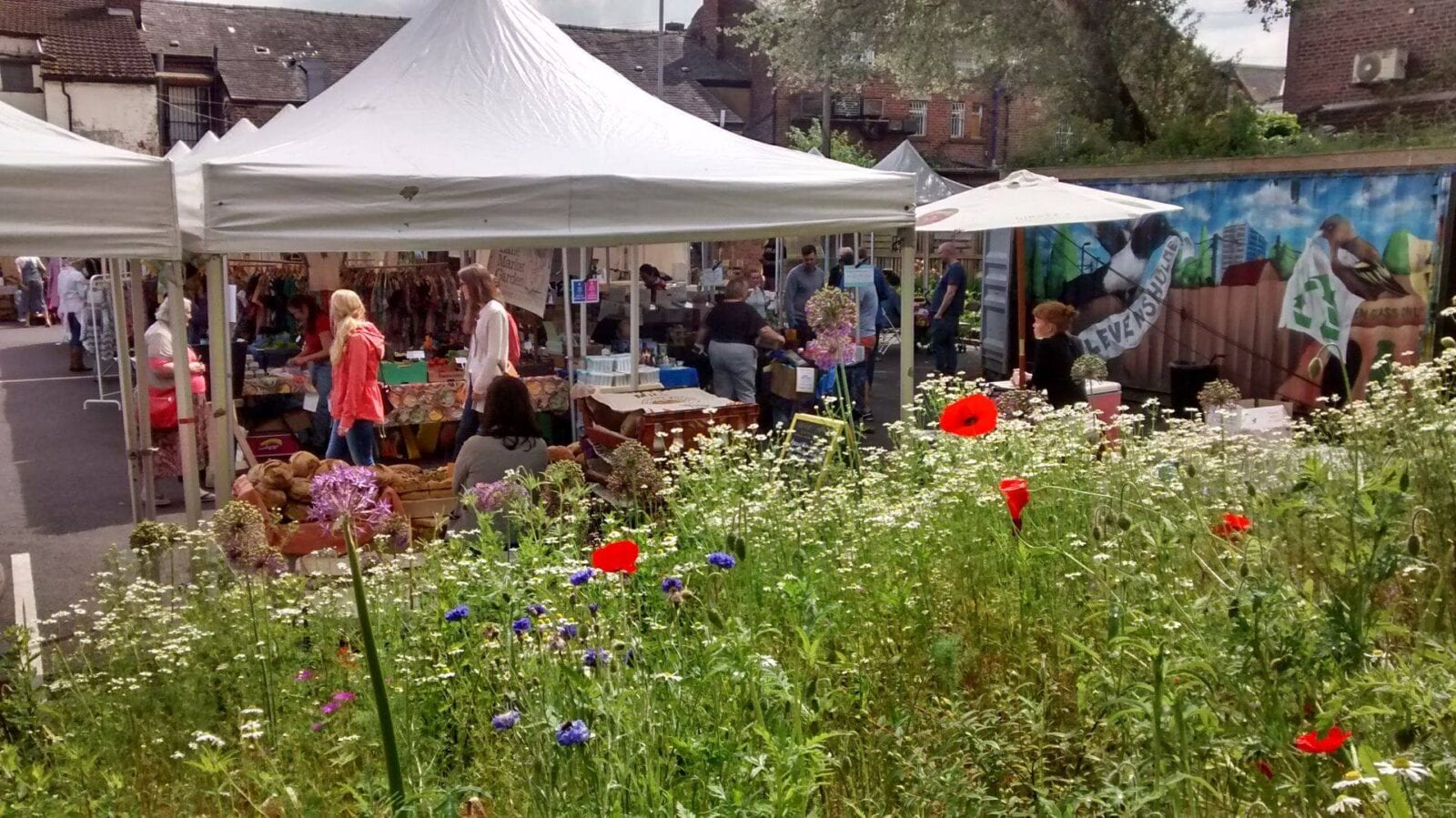 Award-winning Levenshulme Market secures four-year future after 'challenging' year, The Manc