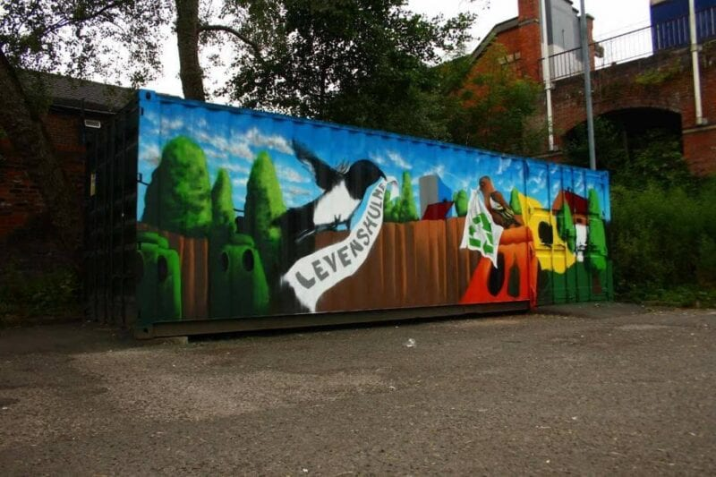Levenshulme plans return of their 'Shop and Go' market, The Manc