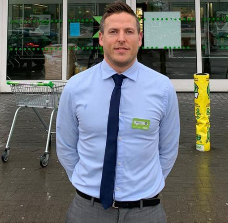 ASDA employee hailed a 'hero' after helping to save an elderly shopper's sight, The Manc