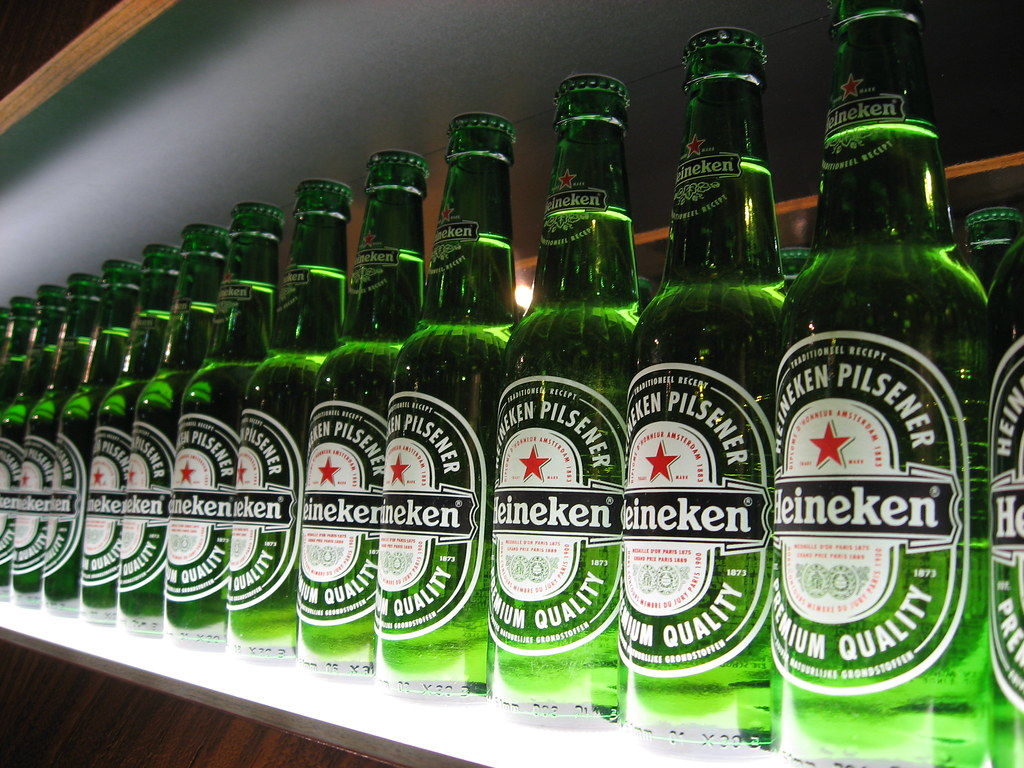 Heineken's Manchester brewery is turning wasted beer into 'green energy', The Manc