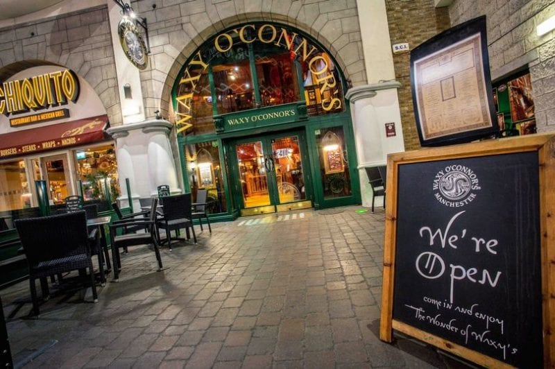 Manchester's iconic Irish bar Waxy O'Connor's has closed for good, The Manc