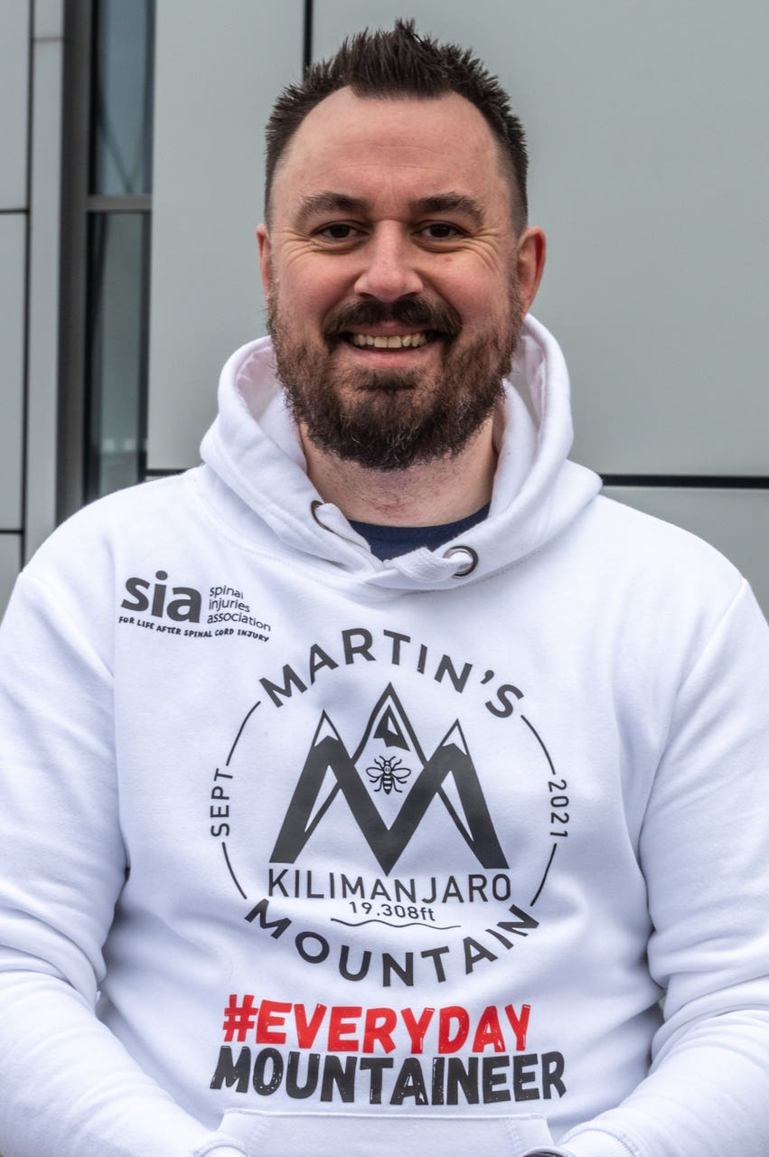 Paralysed Manchester Arena attack survivor to scale Mount Kilimanjaro for charity, The Manc