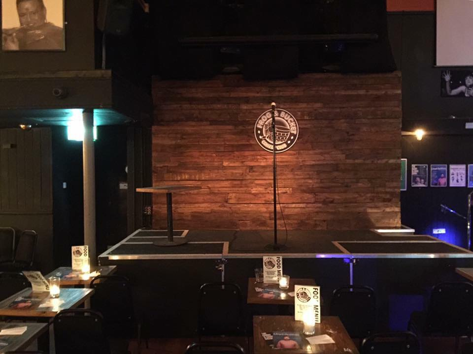 Comedians and fans save the Frog & Bucket by raising thousands for venue, The Manc
